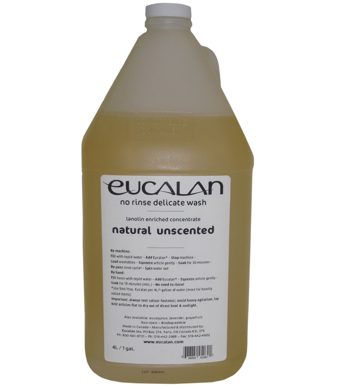 Eucalan 罰金ファブリック洗浄ガロン水差し無香性 B0021G09TI