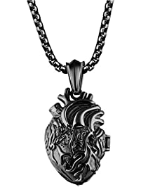 Mens necklaces amazon most wished for mozeypictures Images