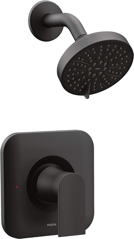 Moen T2472EPBL Genta Shower Only Matte Black