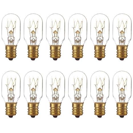 Frexmall Himalayan Salt Lamp Bulbs 25 Watt Original Replacement