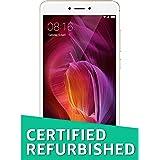 (Certified REFURBISHED) Xiaomi Redmi Note 4 (Gold, 32GB)