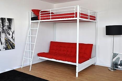 Divano Rosso Cuscini : Logi design cuscino materasso futon cotone rosso divano letto clik