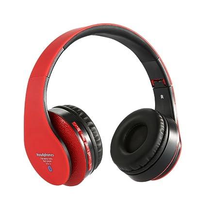 Andoer® STN de 12 estéreo Bluetooth Auriculares 4 en 1 multifuncional inalámbrico estéreo bluetooth 3.0