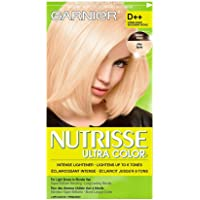 Garnier Nutrisse Ultra Hair Color Blond Bleach in Color D++, Maximum Lightening and Shine