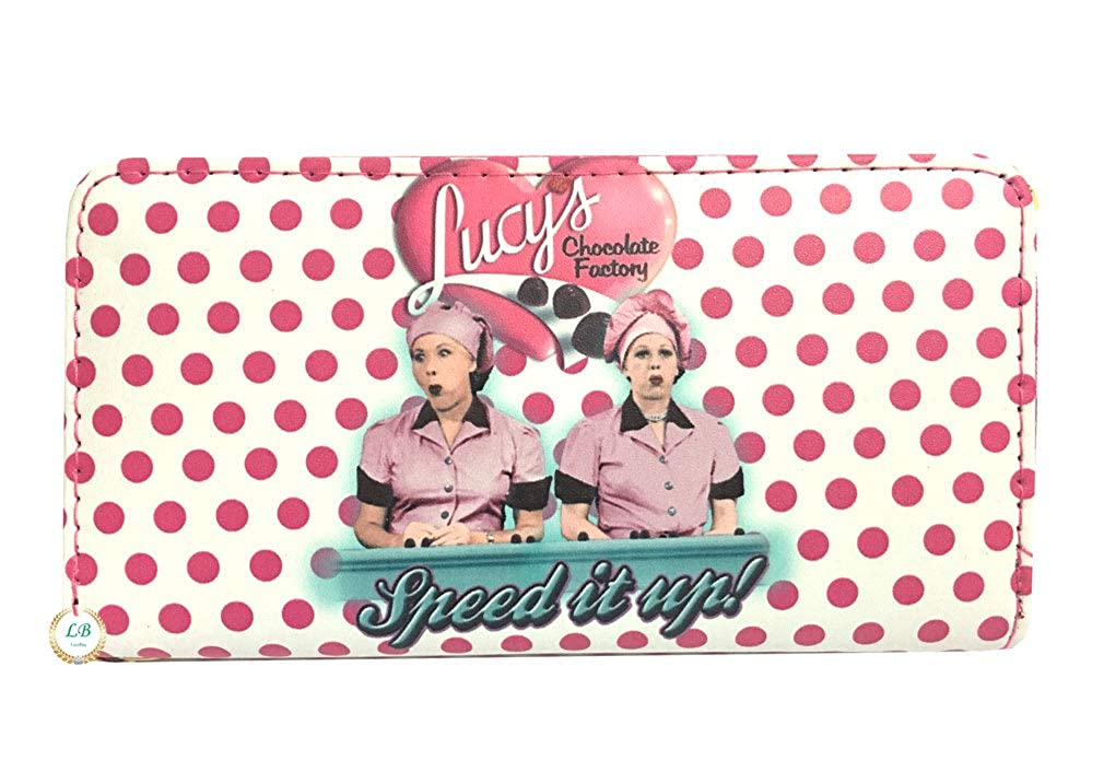 I Love Lucy Wallet With...