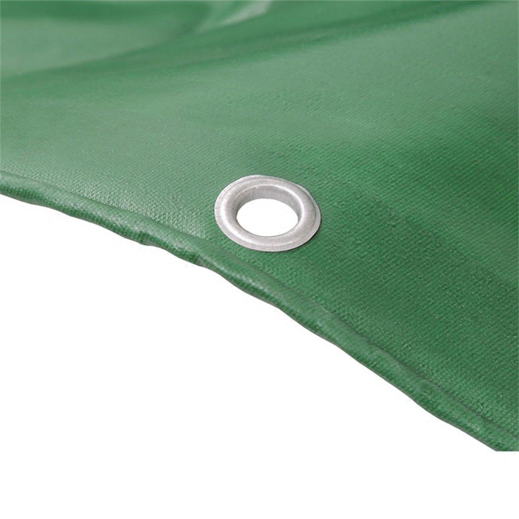 新作からSALEアイテム等お得な商品満載 LWHY グリーンターポリンシート厚いキャンバス日除け耐性屋外防水性防湿パッド/m² - 500g/m² (サイズ さいず : 5x10m) 4x5m B00ZKOA7TU B00ZKOA7TU 4x5m 4x5m, 郡上市:551526e0 --- svecha37.ru