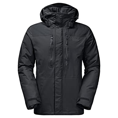 Jack Wolfskin Yukon Jacket: Amazon.co.uk: Sports & Outdoors
