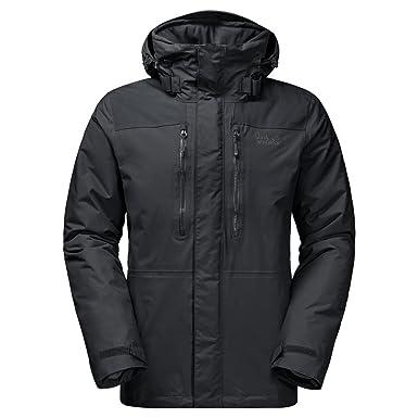 36ea82cb464 Jack Wolfskin Yukon Jacket: Amazon.co.uk: Sports & Outdoors