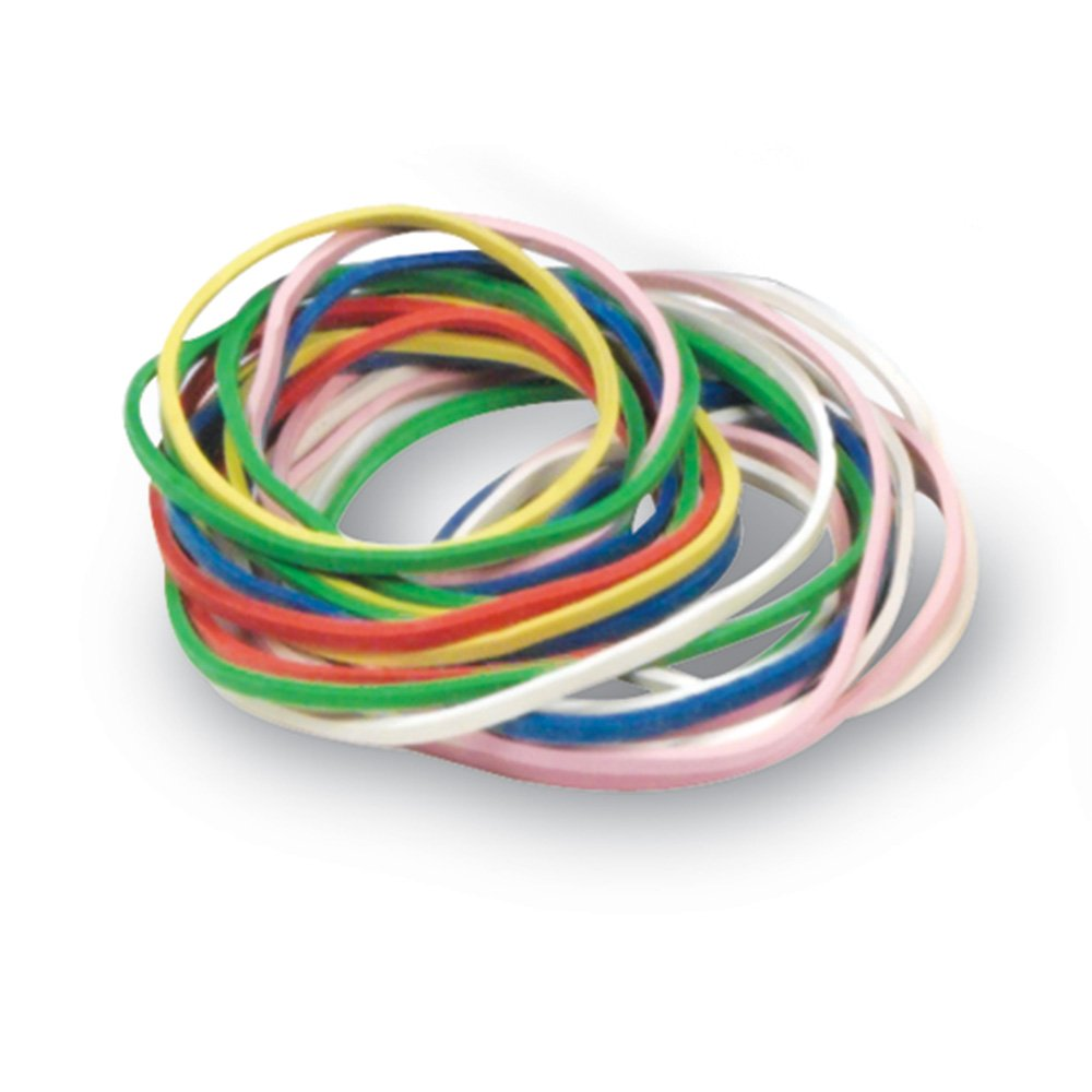 Learning Resources LER0252 Rubber Band Set