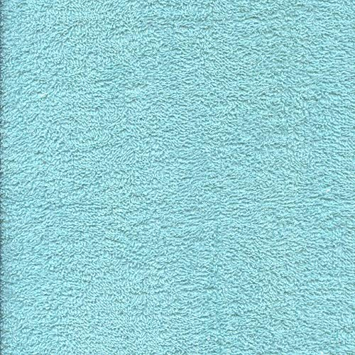 Newcastle Fabrics Terry Cloth Fabric, 1, Mint, Fabric by the Yard