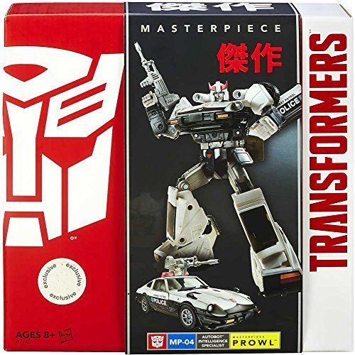 Transformers Masterpiece Prowl Toys R Us Exclusive Figure by Transformers [並行輸入品] B00S5VCPTA