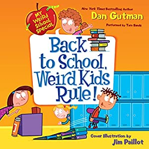 Back to School, Weird Kids Rule! Audiobook