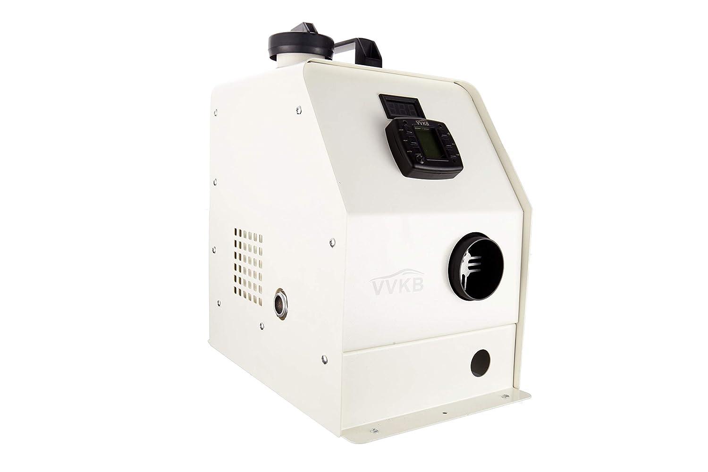 VVKB 5KW 12V Calentador de Aparcamiento portátil RV Calentador de Ahorro de energía Protección del Medio Ambiente fácil de Instalar Tienda de campaña ...