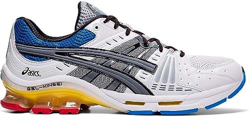 ASICS Herren Sportschuhe Gel Kinsei OG Sneaker Grau Schwarz F021 1021A117 Silber 787233