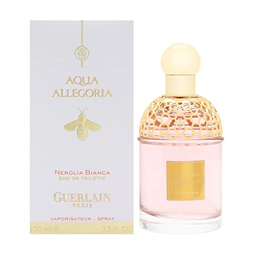 Aqua Allegoria Nerolia Bianca by Guerlain for Women 3.3 oz Eau de Toilette Spray