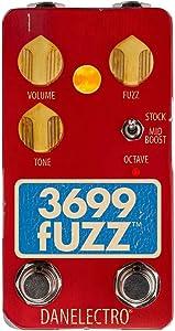 Danelectro 3699 Fuzz/Octaver Pedal
