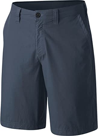 Columbia Washed out Homme Pantalones Delanteros Planos, Hombre