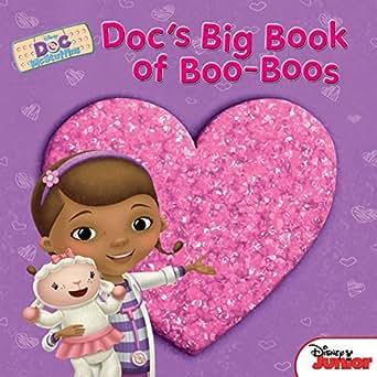 Doc mcstuffins big book of boo boos printable
