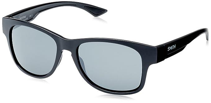 Smith Holiday T4 Gafas de sol, Negro (Matt Black FL), 54 ...