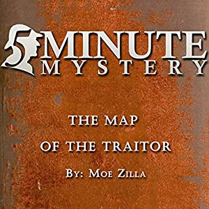 5 Minute Mystery - The Map of the Traitor Audiobook