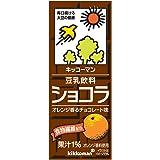 キッコーマン飲料 キッコーマン 豆乳飲料 ショコラ 200ml×18本