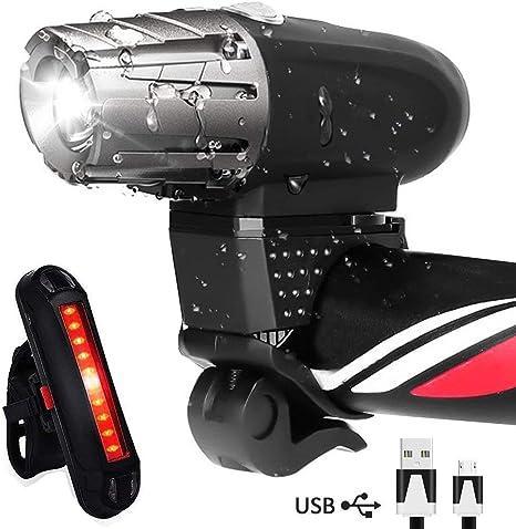 AOMEES LED Bike Lights
