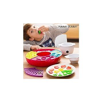 Appetitissime- Máquina para Hacer gominolas Yummy Gummy (IGS ...