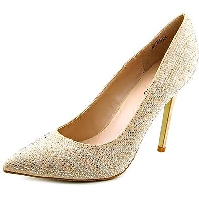 e3c84b0e064 ZIGI SOHO Womens Taran Pointed Toe Classic Pumps, Cinnamon1033292, Size 6.0  US/4