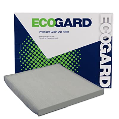 ECOGARD XC36179 Premium Cabin Air Filter Fits Hyundai Sonata 2011-2014, Santa Fe Sport 2013-2020, Santa Fe 2013-2020, Santa Fe XL 2013-2020, Azera 2012-2020, Sonata HYBRID 2015 | Kia Optima 2011-2015: Automotive
