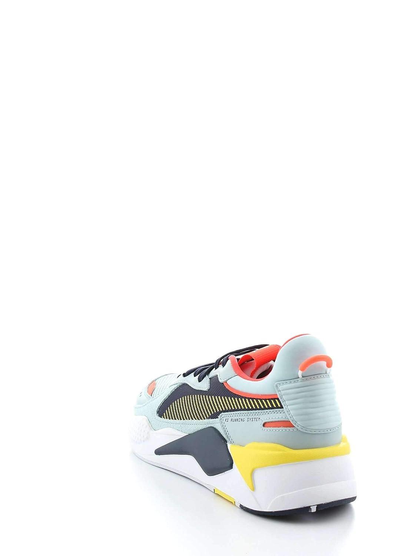 Puma Scarpe da Uomo Sneaker Rs X Reinvention Whisper Azzurro