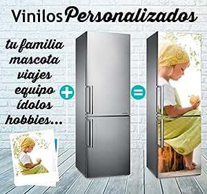 Vinilo para nevera | Stickers Fridge | Pegatina Frigo | Personalizado (185x60)