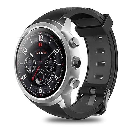 Amazon.com: LEMFO lef2 Android 5.1 Smart Watch Dos modos RAM ...