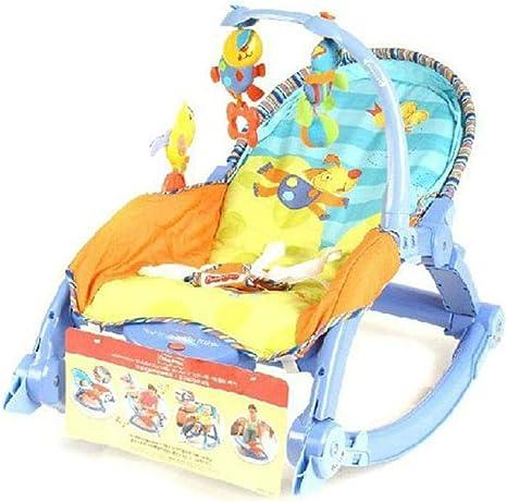 WY-Tong silla bebe Silla mecedora de bebé, Sillón reclinable de ...