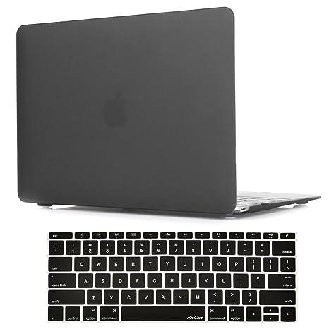 ProCase MacBook de 12 pulgadas Funda A1534, estuche rígido ...