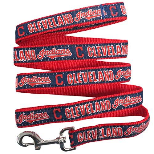 Image of MLB CLEVELAND INDIANS Dog Leash, Large