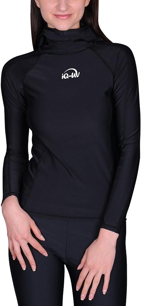 iQ-Company UV 300 - Blusa de manga larga con capucha