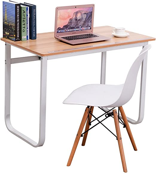 Emall Life Escritorio para ordenador sencillo y elegante, altura ...