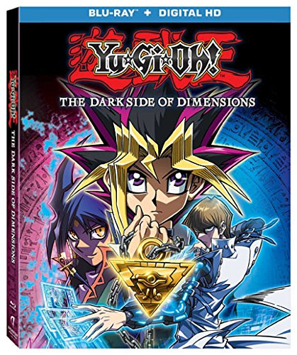 Yu-Gi-Oh: The Dark Side of Dimensions [Blu-ray]