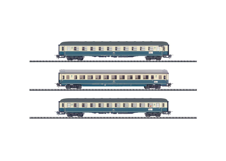 Märklin Trix 31165 - Personenwagen-Set IC Hohenstaufen Teil 2