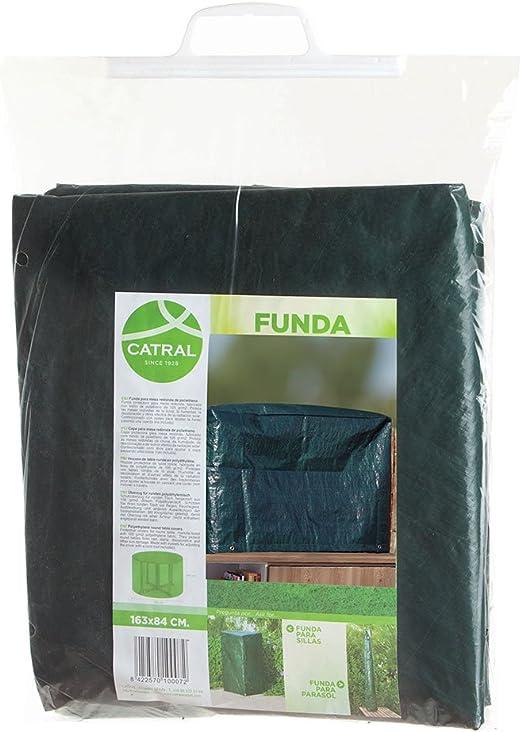 Catral 57010037 Funda TV para Exterior, Verde, 60x15x90 cm: Amazon ...