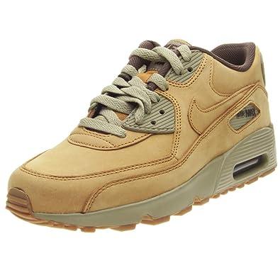 Nike Air Max 90 GS 943747 700, Baskets Mixte Enfant