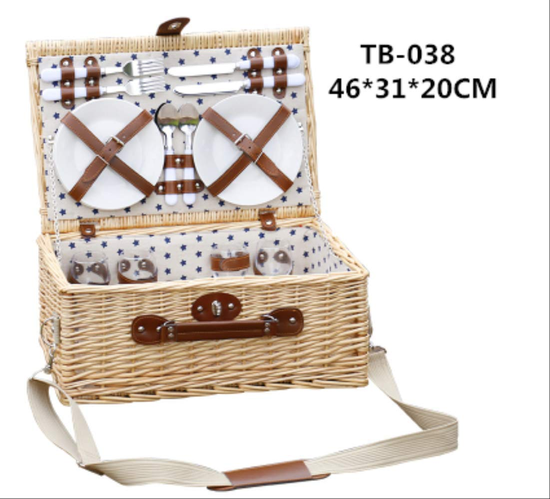 TB-038 Other NOPEXX Advanced Picnic Gift Basket Gift Basket Home Decoration