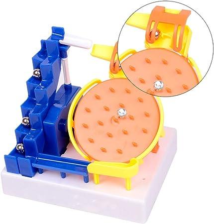 1 juego creativo Marble Run juguete madre de juguetes educativos ...
