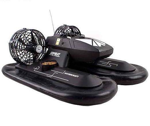 3 opinioni per deAO Hovercraft Radiocomandato- Serbatoio Anfibio RC Include Caricabatterie USB