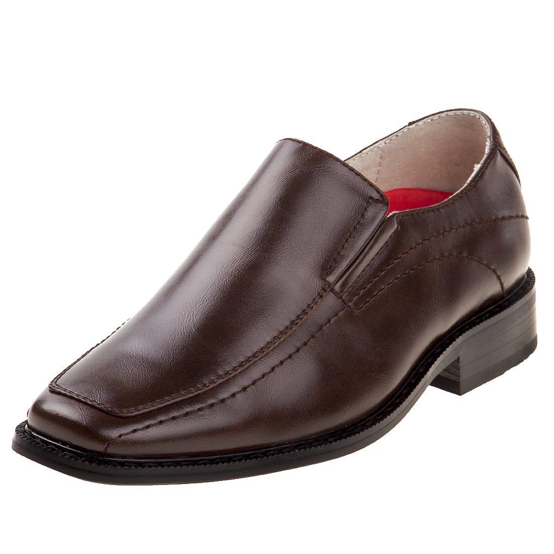 Joseph Allen Boy's Slip On Dress Shoe (Little Kid, Big Kid)