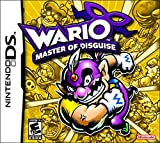 Wario: Master of Disguise - Nintendo DS