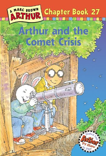 Arthur And The Comet Crisis A Marc Brown Chapter Book 27