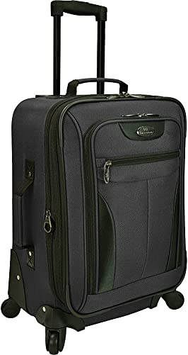 U.S. Traveler Charleville 20 Spinner Luggage