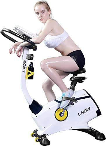 L NOW Indoor Upright Bike Cycling Bike Exercise Bike Stationary D808