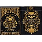 Steampunk Bandits 2 Deck Set Bicycle Playing Cards Poker Size Deck USPCC Limited 7